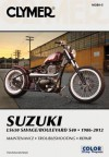 Suzuki LS650 Savage/Boulevard S40 1986-2012 - Ed Scott