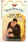 Kiss Me Once Again - Jane Feather, Claudia Bishop