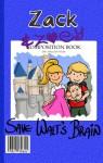 Zack & Zoey Save Walt's Brain (Zack & Zoey Book #2) - MJ Ware