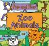 Pop and Play: Zoo Animals - Simon Abbott