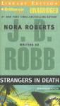 Strangers in Death (Audio) - J.D. Robb, Susan Ericksen