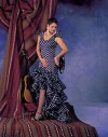 Flamenco Dress and Practice Skirt: 140 - Bob Longe