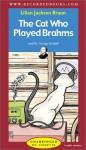 The Cat Who Played Brahms - George Guidall, Lilian Jackson Braun