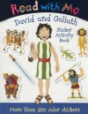 Read with Me David and Goliath: Sticker Activity Book - Nick Page, Claire Page, Nikki Loy
