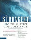 Strongest NIV Exhaustive Concordance of the Bible - Anonymous, John R. Kohlenberger III