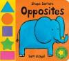 Shape Sorters: Opposites - Sam Lloyd