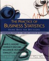 The Practice of Business Statistics Companion Chapter 14: One-Way Analysis of Variance - David S. Moore, George P. McCabe, William M. Duckworth
