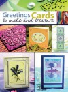 Greetings Cards to Make and Treasure - Search Press, Polly Pinder, Joanna Sheen, Barbara Gray, Judy Balchin, Patricia Wing, Paula Pascual, Ruth Watkins