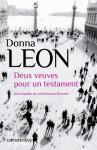 Deux veuves pour un testament - Donna Leon, William Olivier Desmond