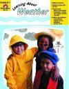 Learning About Weather, Grades K-1 (Scienceworks for Kids Series) - Jo Ellen Moore