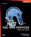 Microsoft® .NET XML Web Services Step by Step - Adam Freeman, Allen Jones