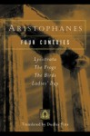 Four Comedies: Lysistrata / The Frogs / The Birds / Ladies' Day - Aristophanes, Dudley Fitts