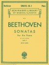 Sonatas - Book 2: Piano Solo (Schirmer's Library of Musical Classics, Vol. 2) - von Bulow, Ludwig van Beethoven