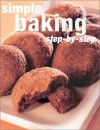 Simple Baking Step by Step (CL) - Gina Steer