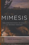 Mimesis: The Representation of Reality in Western Literature (New Expanded Edition) - Erich Auerbach, Edward W Said, Willard R Trask