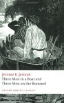 Three Men in a Boat and Three Men on the Bummel (Oxford World's Classics) - Jerome K. Jerome, Geoffrey Harvey