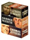 American Presidents: George Washington, Thomas Jefferson, Ulysses S. Grant - Paul Johnson, Paul Johnson, Michael Korda, Christopher Hitchens