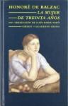 La Mujer de Treinta Años - Honoré de Balzac
