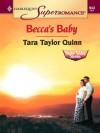 Becca's Baby (Superromance, 943) - Tara Taylor Quinn