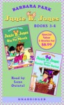 Junie B. Jones Collection (Junie B. Jones, #3-4) - Barbara Park, Lana Quintal
