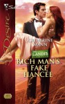 Rich Man's Fake Fiancee (The Landis Brothers, #1) (Beachcombers, #3) - Catherine Mann