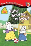 Ruby Scores a Goal - Unknown