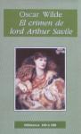 El crimen de lord Arthur Savile y otros cuentos - Oscar Wilde