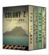 Colony Z: The Complete Collection - Luke Shephard