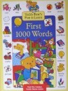 First 1000 Words (Teddy Bear's Fun To Learn) - Nicola Baxter