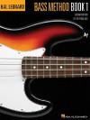 Hal Leonard Bass Method Book 1 - Hal Leonard Publishing Company