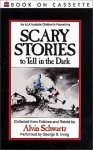 Scary Stories to Tell in the Dark (Audio) - Alvin Schwartz
