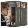Loving the CEO (bundle of five romance novels) - Noelle Adams