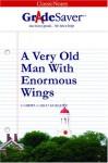 A Very Old Man with Enourmous Wings - Gabriel García Márquez