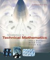 Introduction to Technical Mathematics with Mymathlab Student Access Kit - Allyn J. Washington, Mario F. Triola, Ellena E. Reda
