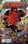 Deadpool #1 - Gerry Duggan, Mike Hawthorne