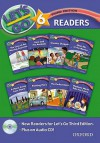 Let's Go 6 Readers Pack: With Audio Cd (Let's Go Third Edition) - Barbara Hoskins
