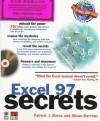 Excel 97 Secrets - Partick Burns, Alison Barrows
