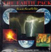 The Earth Pack: Tornadoes, Earthquakes, Volcanoes: Nature's Forces in Three Dimensions - Ron Van Der Meer, Ronald M. Fisher