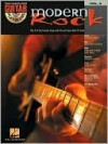 Modern Rock Guitar Play-Along [With CD] - Hal Leonard Publishing Company