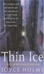 Thin Ice: A Fizz & Buchanan Mystery - Joyce Holms