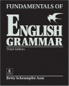 Fundamentals of English Grammar - Betty Schrampfer Azar