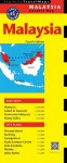 Peninsular Malaysia Travel Map Fourth Edition: 2006/2007 Edition - Periplus Editors, Periplus Staff, Periplus Editors