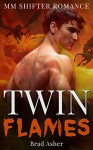 Gay Paranormal Romance: Twin Flames - Brad Asher