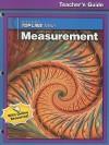 Steck-Vaughn Top Line Math: Teacher's Guide Measurement - Steck-Vaughn Company