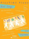 PlayTime Piano, Level 1 (5-Finger Melodies): Kids' Songs - Nancy Faber