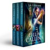 The Lillim Callina Chronicles: Volumes 1-3: Kill it with Magic, Hatter is Mad, and Fairy Tale - J.A. Cipriano