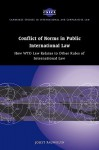 Conflict of Norms in Public International Law: How WTO Law Relates to Other Rules of International Law - Joost Pauwelyn