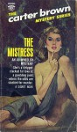 The Mistress - Carter Brown