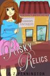 Risky Relics - E.Z. Pennington
