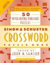 Simon and Schuster Crossword Puzzle Book #226: The Original Crossword Puzzle Publisher (Simon & Schuster Crossword Puzzle Books) - John M. Samson